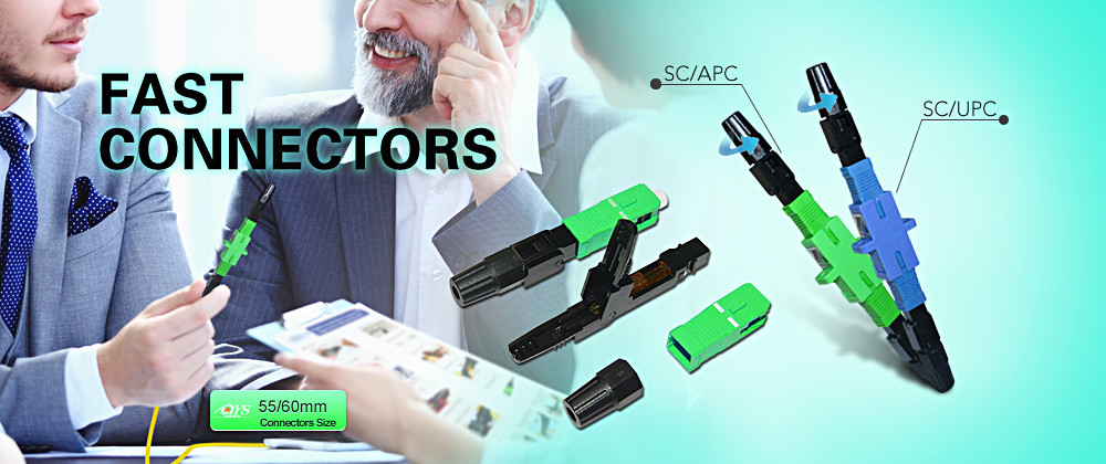 চীন সেরা Optical Fiber Connectors বিক্রয়