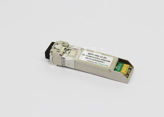 RoHS Compliant 10Gb/s SFP+ Bi-Directional Transceiver, 20km