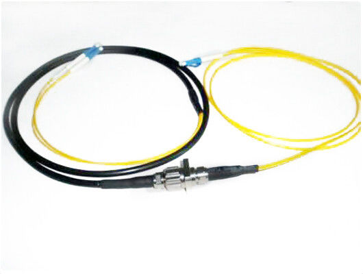 ODC - 1 - LC Duplex Singlemode / MultiMode OutDoor Optical Fiber Patch Cord Assembly সরবরাহকারী