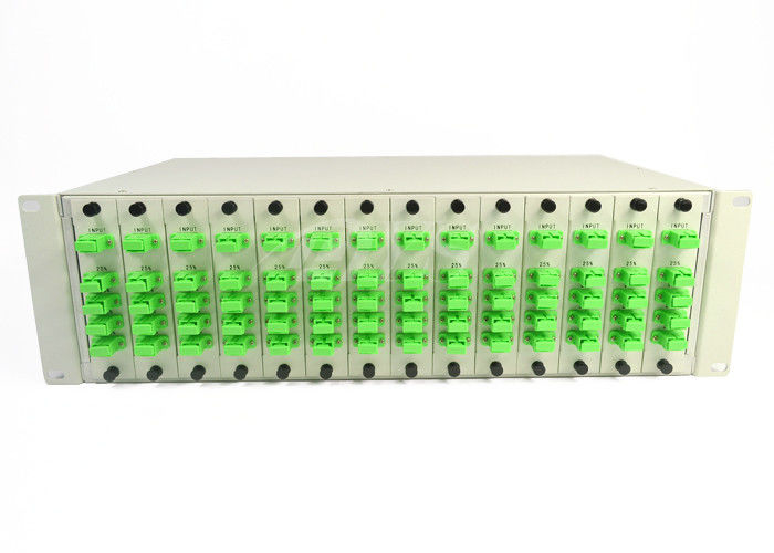 চীন 1*4 SC/APC LGX splitter box/ PLC Optical Fiber Splitter Cassette/Splitter Terminal Box সরবরাহকারী