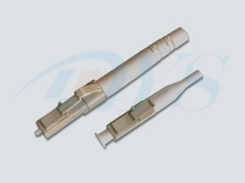 চীন LC 3.0 Multimode Optical Fiber Connectors Reliable For Optical Test Equipment সরবরাহকারী