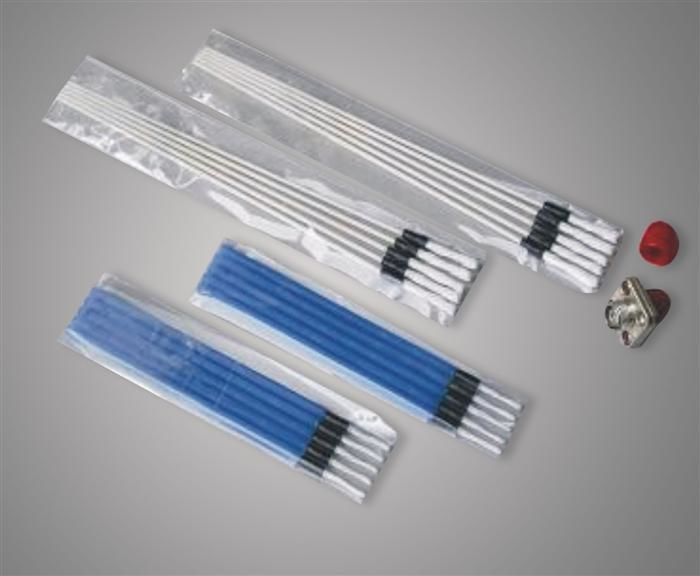 চীন Cleaning Stick / Swab Optical Fiber Connector Cleaner SC, SC2, FC, ST Connector Cleaner সরবরাহকারী